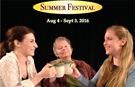 <strong>SUMMER FESTIVAL</strong> <br />August 4 &#8211; September 3, 2016